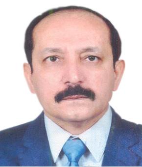 Dr. Zahir Khan Mandokhail