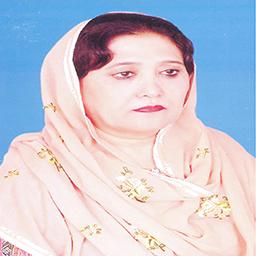 Prof: Dr. Shehnaz Naseer Baloch