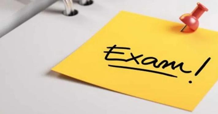 Examination Schedule 2022